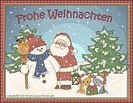 lauras gru karten postamt mit weihnachts ecards und. Black Bedroom Furniture Sets. Home Design Ideas